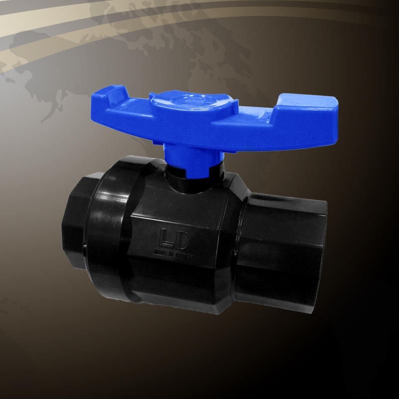 Polygon Ball Valve