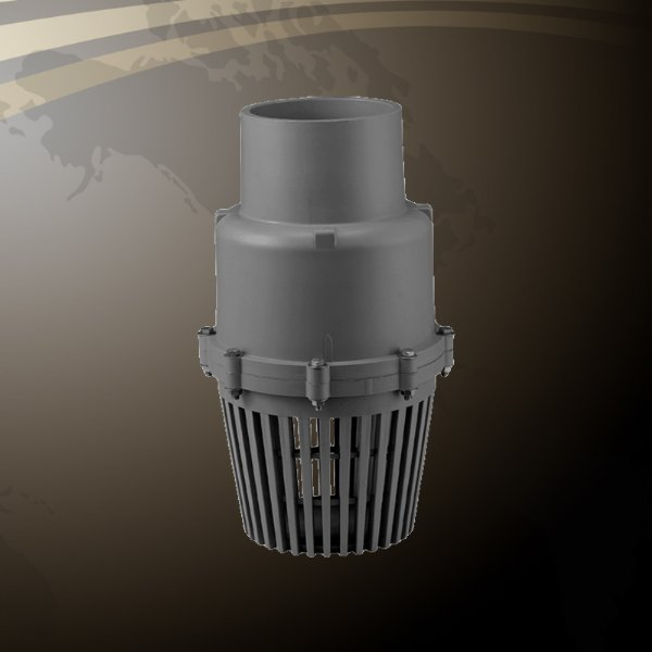 Swing Foot Valve - Socket & Threaded End